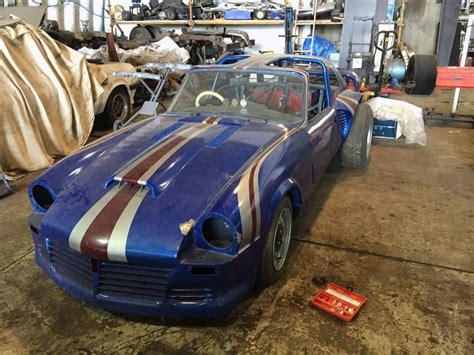 sale triumph spitfire   twin supercharged jaguar