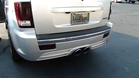 srt8 jeep exhaust jeep srt8 obx l t headers borla s exhaust youtube