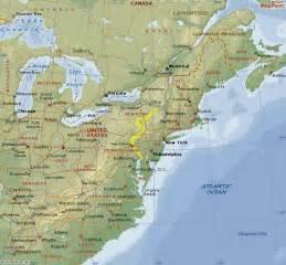 Susquehanna River Map