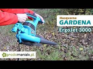 Gardena Laubsauger Ergojet 3000 : dmuchawa odkurzacz gardena ergojet 3000 310km h w akcji youtube ~ Yasmunasinghe.com Haus und Dekorationen