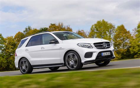 Gle 450 Mercedes 2016 by 2016 Mercedes Gle 450 Amg 4matic Suv Makes Debut