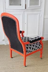 Fauteuil Voltaire Moderne : fauteuil voltaire apr s tout design ~ Teatrodelosmanantiales.com Idées de Décoration
