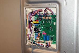How To Replace A Refrigerator Electronic Control Board