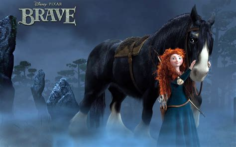 Brave Animated movie Outstanding New Wallpapers - All HD ...