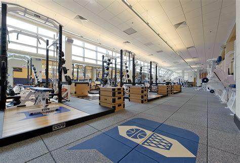 duke university center  athletic excellence  beck