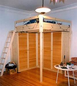 Begehbarer Kleiderschrank Mit Bett : die besten 17 ideen zu hochbett mit schrank auf pinterest bett mit schrank schrankbetten und ~ Bigdaddyawards.com Haus und Dekorationen