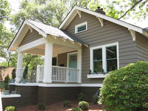 house foundation colors renovated bungalow atlanta