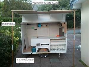 Fabriquer Mini Caravane : micro caravane cyclotract e ~ Melissatoandfro.com Idées de Décoration