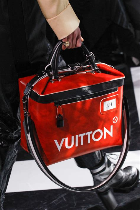 louis vuitton fallwinter  runway bag collection spotted fashion