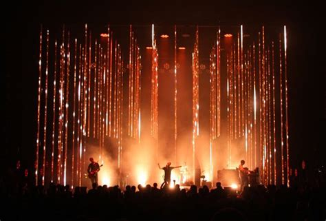 The New York Times Profiles Radiohead's Lighting And Stage