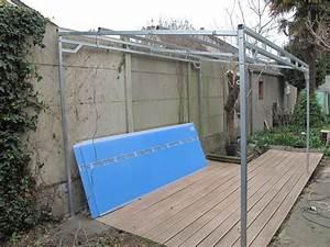 Pergola Acier Autoconstruction : pergola acier soudure atypique ~ Farleysfitness.com Idées de Décoration