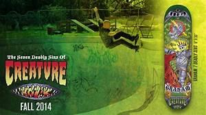 Creature Skateboards Fall 2014 Catalog   Transworld ...