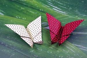 Schmetterling Basteln Papier : die besten 17 ideen zu origami schmetterling auf pinterest ~ Lizthompson.info Haus und Dekorationen