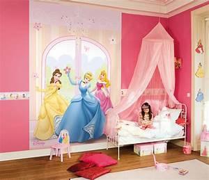 Deco Chambre Fille Princesse : deco chambre petite fille princesse ~ Teatrodelosmanantiales.com Idées de Décoration