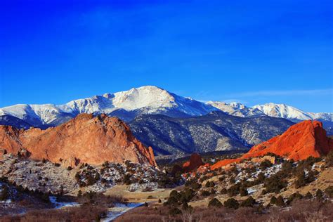 The Many Names Of Pikes Peak