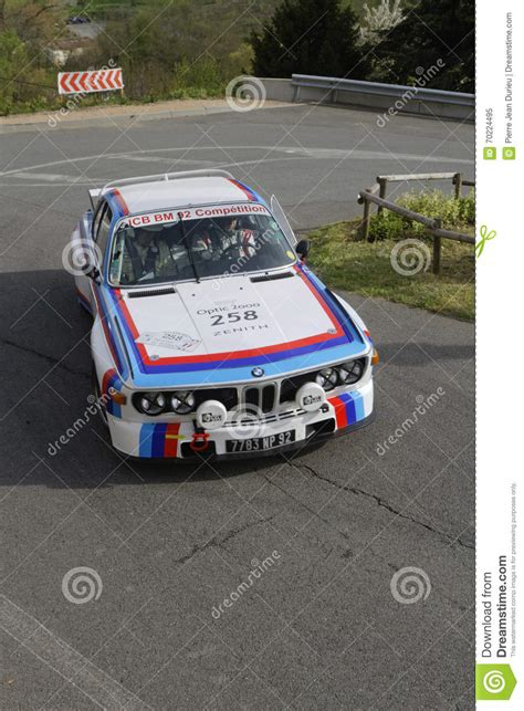 tour de auto bmw racing editorial image image of race beaujolais 70224495