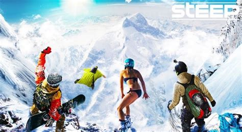 """Xbox Live Gold Members Can Play """"steep"""" For Free This"""