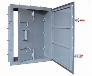 Blast Doors and Hatches - Northwest Shelter Systems