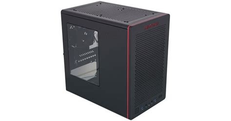 riotoro cr compact mini itx chassis review