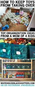 25+ best ideas about Toy Organization on Pinterest ...