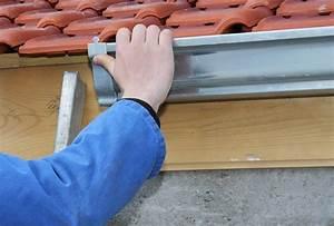 Réparer Une Gouttière En Zinc : comment r parer une goutti re couverture facile ~ Premium-room.com Idées de Décoration