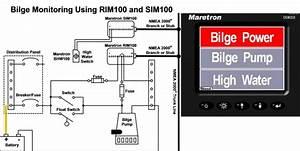 How Do I Show Comprehensive Bilge Information On Maretron U2019s Dsm150 Or Dsm250 Displays
