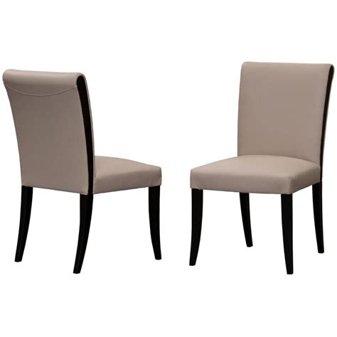 the expensive leather dining room chairs for high class