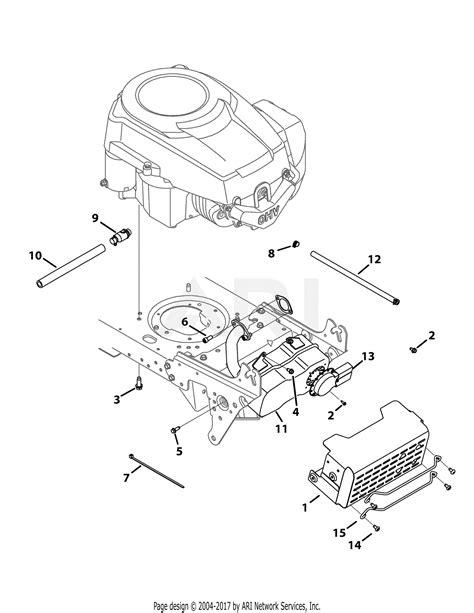 troy bilt wvks bronco  parts diagram