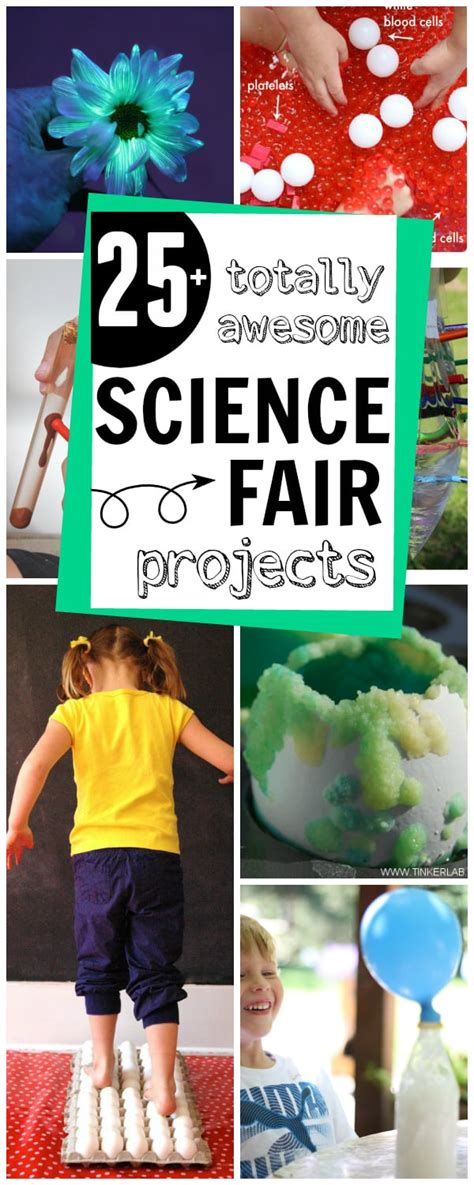 totally awesome science fair projects