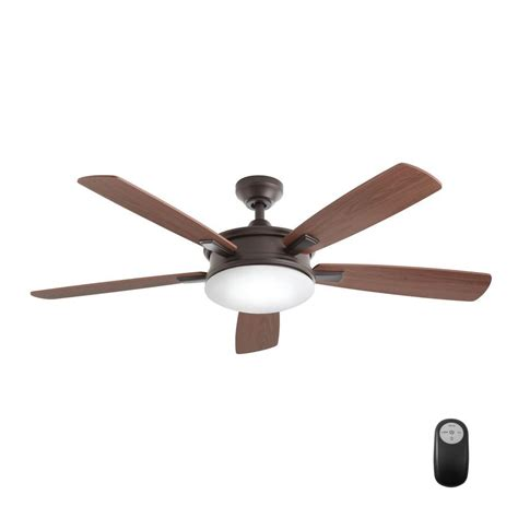 home decorators collection ceiling fan home decorators collection daylesford 52 in led indoor 37473