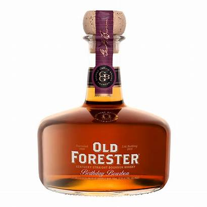 Bourbon Birthday Forester Bottle Crown Oak French