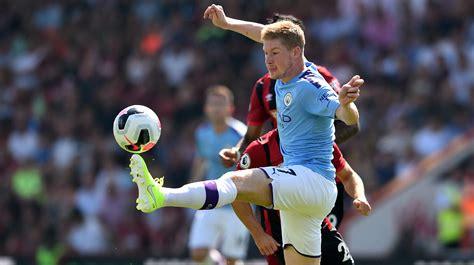 Kevin De Bruyne sets new Premier League record as Man City ...