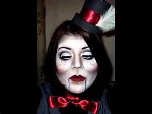 Best 25 Scary doll makeup ideas on Pinterest  Puppet
