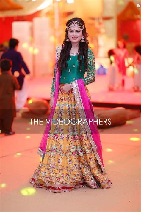 latest pakistani designer bridal wedding dresses