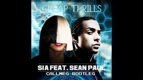 Cheap Thrills (callmeg Bootleg)