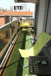 Chaise Longue Balcon : am nager son balcon pour profiter du soleil clara circus ~ Teatrodelosmanantiales.com Idées de Décoration
