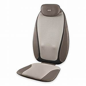 buy homedicsr dual shiatsu massage cushion with heat from With bed bath and beyond back massager