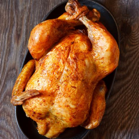 recette poulet farci