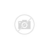 Coloring Cube Geometric Printable sketch template