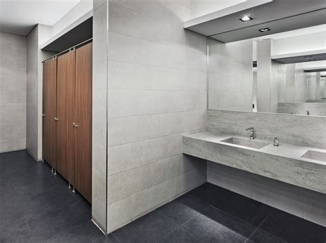 Commercial Bathroom Floor Options