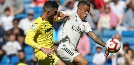 Real Madrid - Villarreal: Goles y Resultado