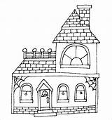 Haunted Coloring Houses Mansion Halloween Printable Un Coloriage Getcolorings Maison Sheets Tableau Choisir sketch template