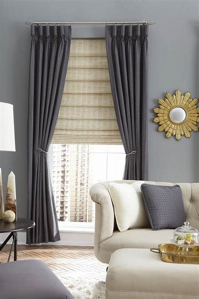 Goblet Custom Drapery Draperies Panels Curtain Pleat