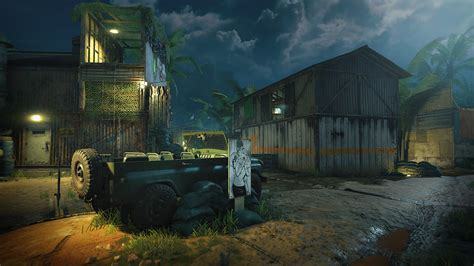 Firing Range Night | Call of Duty Wiki | Fandom
