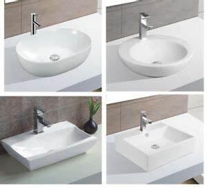 Waschbecken Oval Aufsatz : waschbecken keramik aufsatz eckig oval kreis ~ A.2002-acura-tl-radio.info Haus und Dekorationen