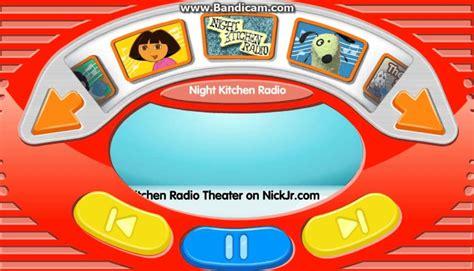 Nick Radio The Night Kitchen Theater Part