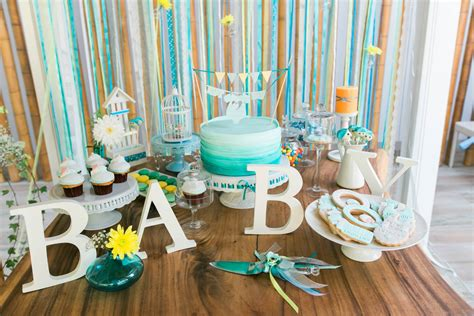 baby shower table decor turquoise gorgeous baby boy shower main table decorations baby shower ideas themes games