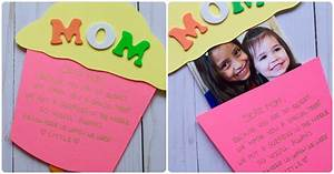 Cupcake Pop-Up Mother's Day Card - The Soccer Mom Blog