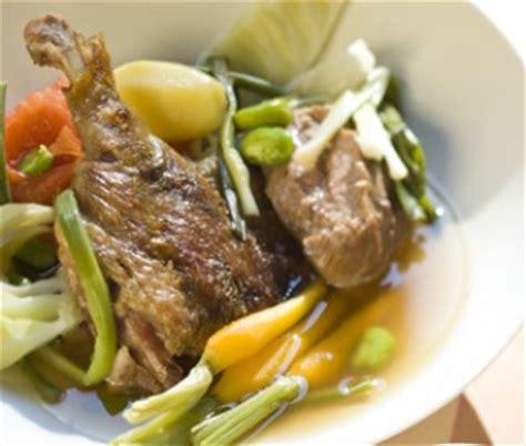 cuisine de julie andrieu le pot au feu de julie andrieu recette en vidéo