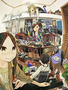 148, Best, Anime, Rooms, Images, On, Pinterest